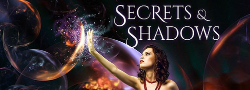 Secrets & Shadows cover banner