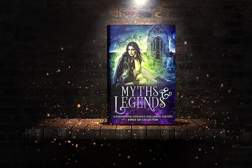Myths-And-Legends-paperback-on-sparkly-plank-image